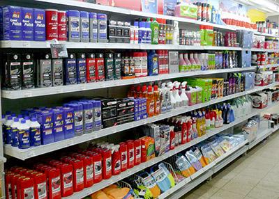 Pflegemittel und Reinigungsmittel für Ihre Auto
